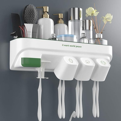 Toothbrush Holder by GANCHUN