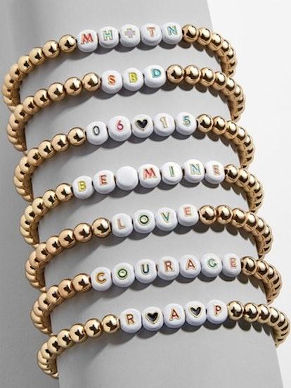 BaubleBar Custom Multi Pisa Beaded Bracelet