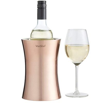 VonShef Wine Bottle Cooler Chiller