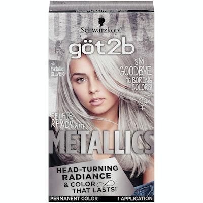 Got2b Metallic Permanent Hair Color