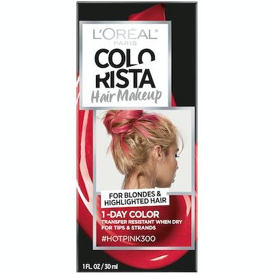 L'Oreal Paris Colorista Hair Makeup 1-Day Hair Color