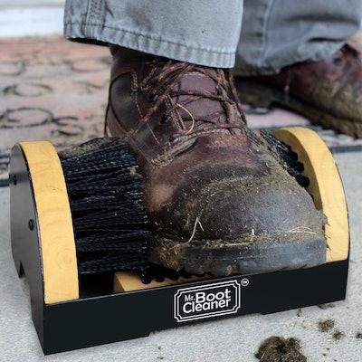Mr. Boot Cleaner Boot Brush Cleaner