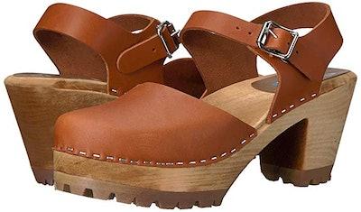 MIA Abba Clog-Inspired Sandal