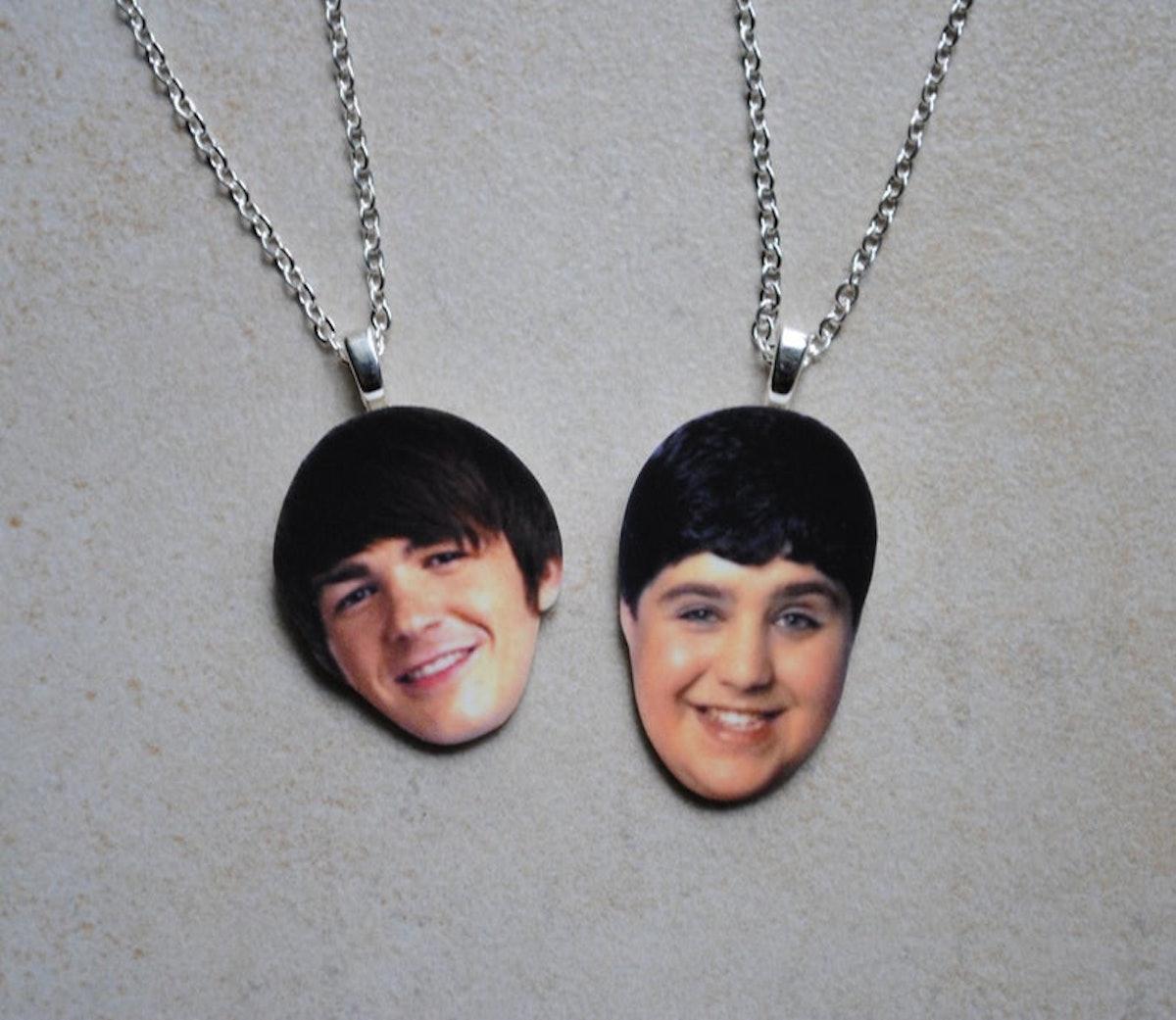 ShopBenji's The Boobs Friendship Necklaces