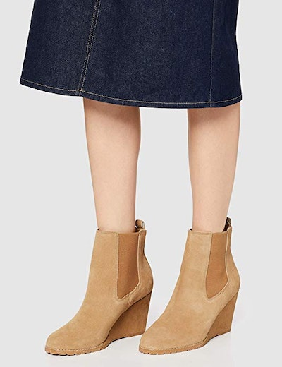 find. Wedge Chelsea Ankle boots