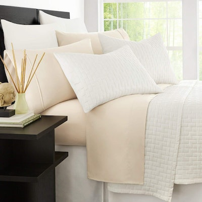 Zen Bamboo Luxury Bed Sheets (4-pieces)