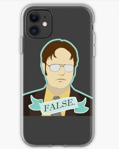 False. iPhone Case & Cover