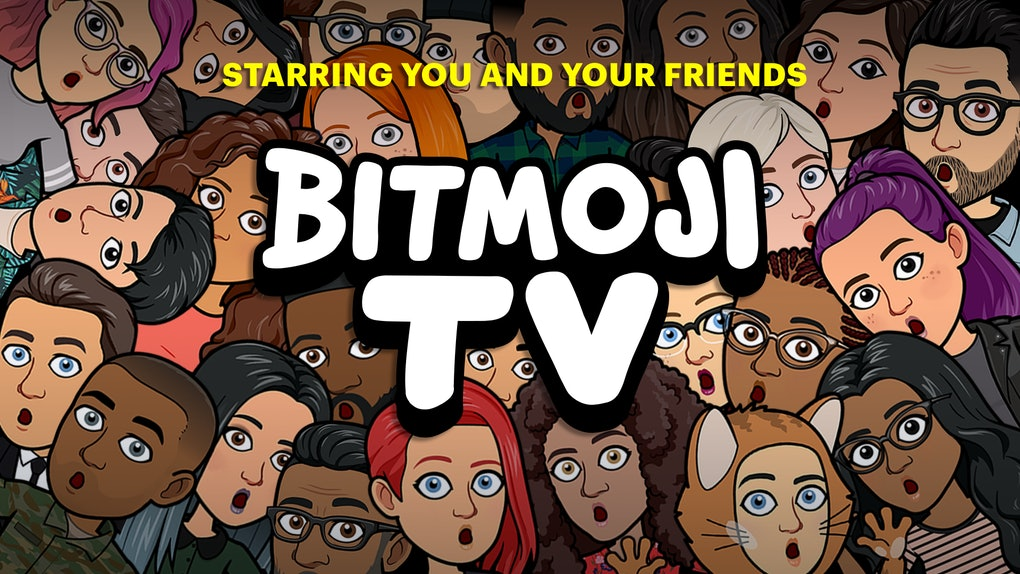 What is Bitmoji TV? Here's how to put your Bitmoji in its own videos.