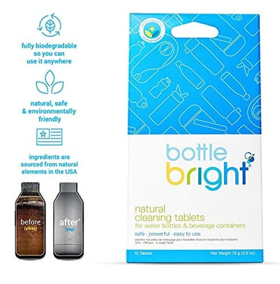 Bottle Bright Hydration Pack Cleaning Tablets (12 Tablets)