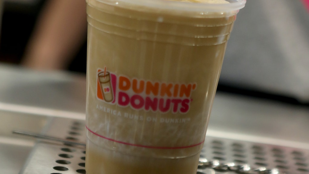 Dunkin's Valentine's Day 2020 deal is $10 Munchkins and a happy hour.