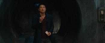 Han Sung Kang Fast and Furious 9