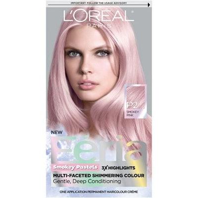 L'Oreal Paris Feria Pastels Hair Color