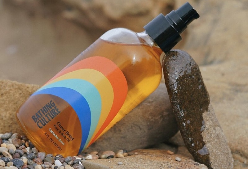Bathing Culture's new Outer Being Face & Body Oil is the latest addition to the body care line.
