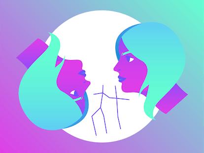 Gemini will feel extra social during the full moon.