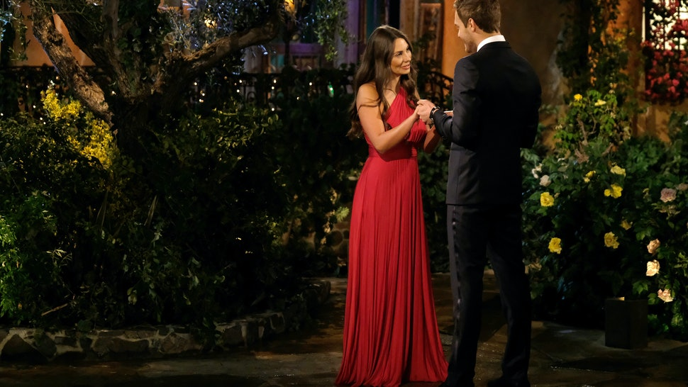 Kelley meets Peter on The Bachelor