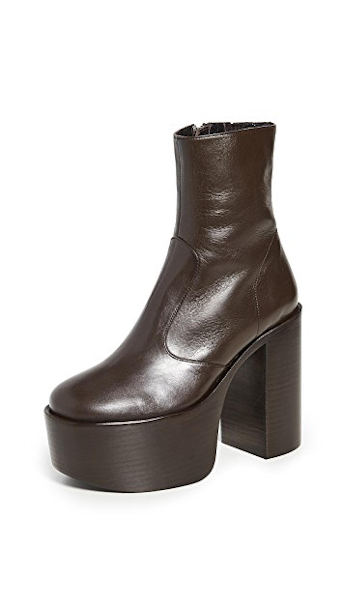 High Raid Boots