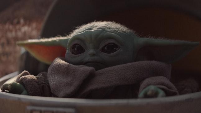Olivia Wilde Played With Baby Yoda On 'The Mandalorian' Set