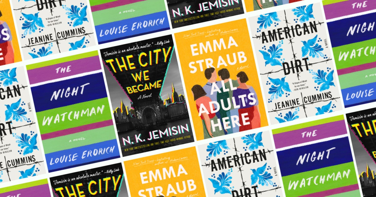 The 10 Most Anticipated Books Of 2020, According To Goodreads Users