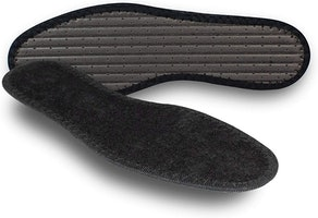 pedag Summer Washable Pure Cotton Terry Barefoot Insole