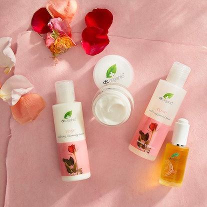 Dr.Organic Restoring Face Oil Serum with Organic Rose Oil