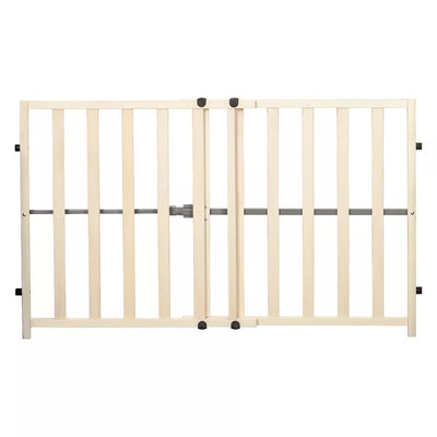 Regalo Wooden Expandable Safety Gate