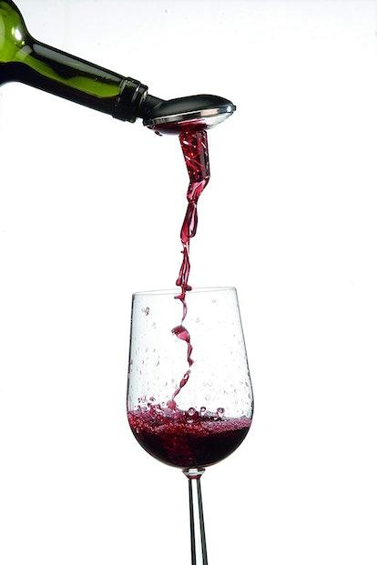 OxyTwister Wine Aerator Pourer and Decanter