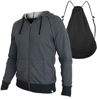 Quikflip 2-in-1 Hoodie Backpack