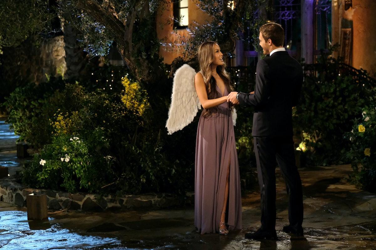 Eunice's entrance on 'The Bachelor'