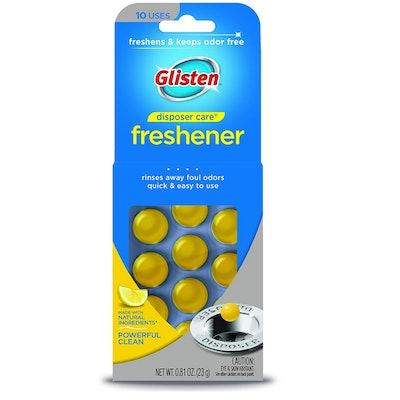 Glisten Disposer Care Freshener (10-pack)