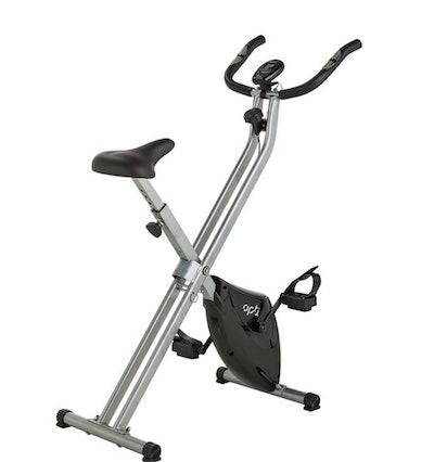 Opti Folding Magnetic Exercise Bike