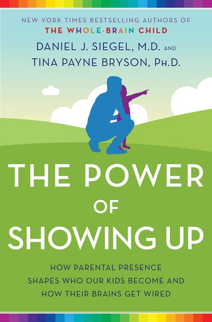 Cover of The Power Of Showing Up book