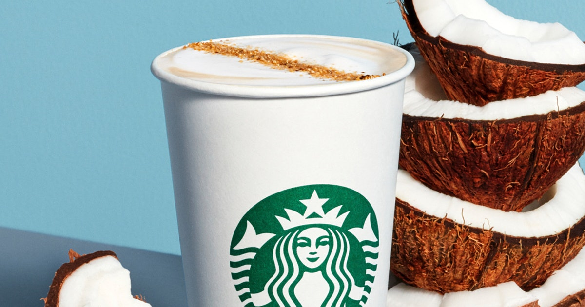 Starbucks' New Non-Dairy Drinks Are A Refreshing Addition To The Menu