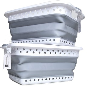 Proper Goods Collapsible Laundry Basket