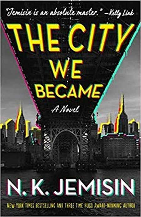 """""""The City We Became"""" by N.K. Jemisin"""