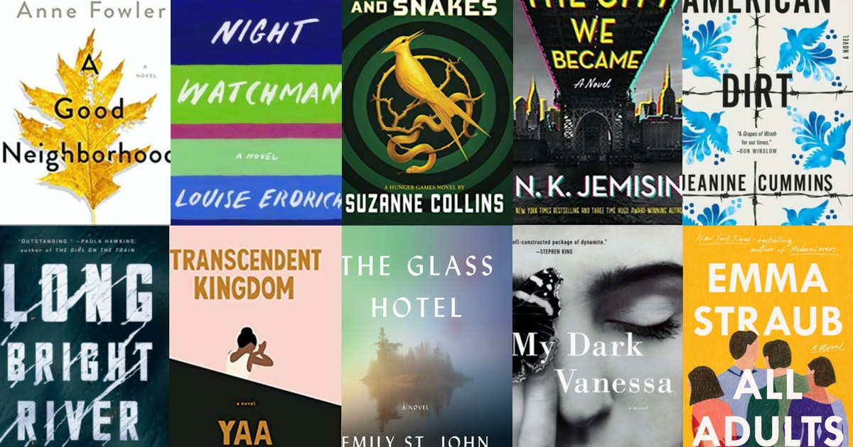 Goodreads Top 10 Most Anticipated Books Of 2020, According ...