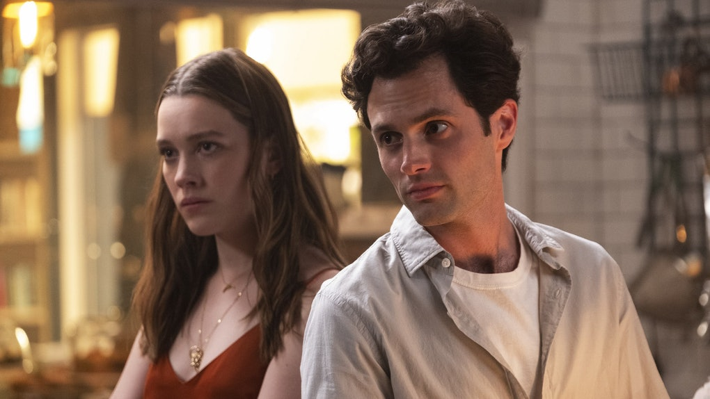 Love may be Joe's nemesis in 'You' Season 3 according to Penn Badgely.