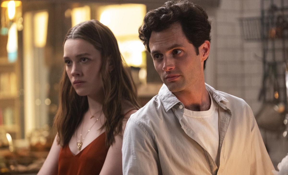 Love may be Joe's nemesis in 'You' Season 3 according to Penn Badgely.