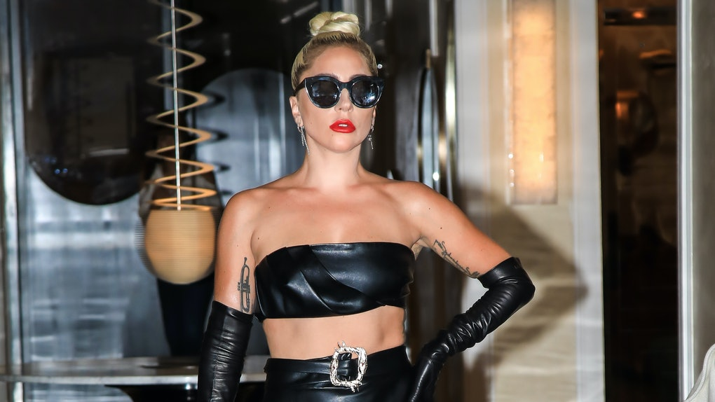 Lady Gaga's post-show recovery routine includes a sauna and ice bath.