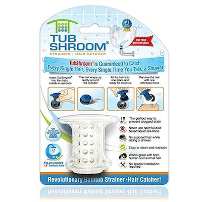 TubShroom Tub Drain Protector,