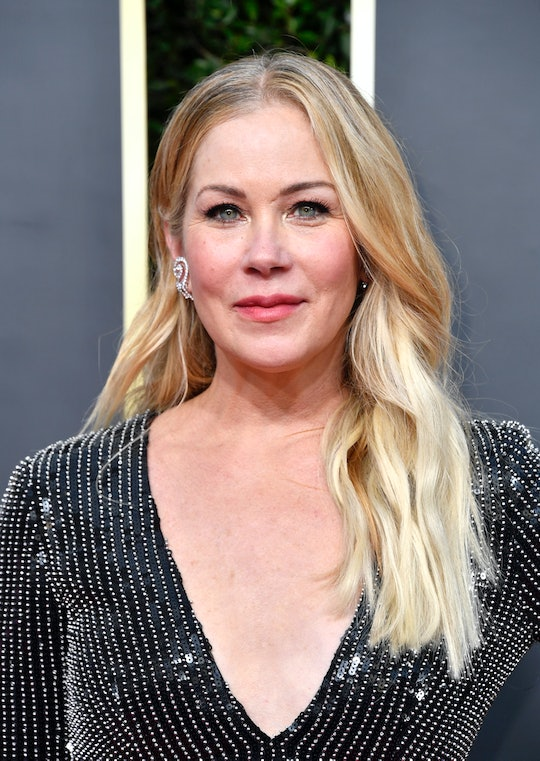 Christina Applegate attends the 77th Annual Golden Globe Awards at The Beverly Hilton Hotel on January 05, 2020 in Beverly Hills, California.
