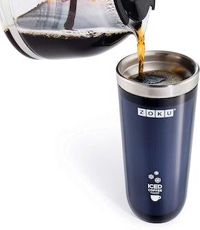 Zoku Grey Iced Coffee Maker