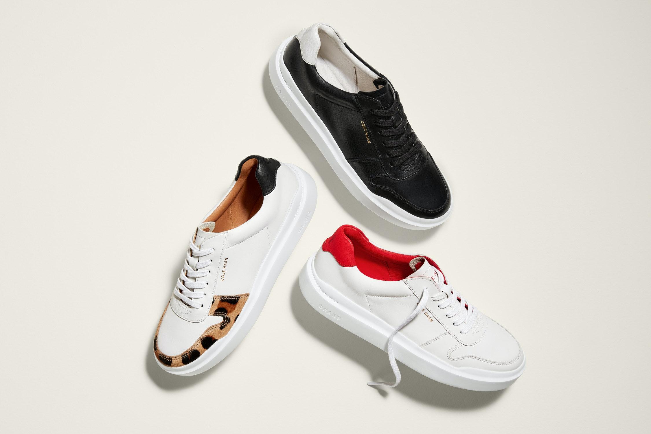 Cole Haan's New Sneakers Take Comfort
