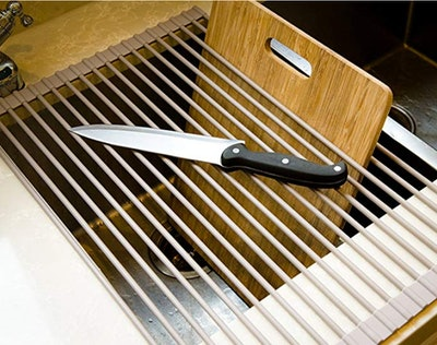 Surpahs Over the Sink Dish Drying Rack