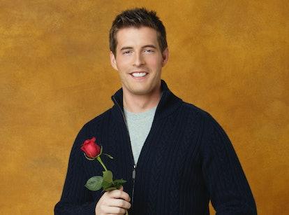 Matt Grant from The Bachelor