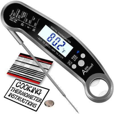 Aniksunny Digital Meat Thermometer