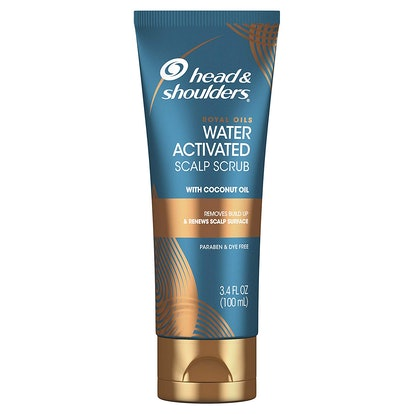 Head & Shoulders Royal Water Activated Scalp Scrub with Coconut Oil