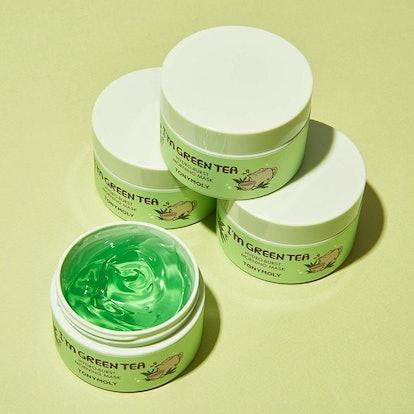 TONYMOLY I'm Green Tea Hydro-Burst Morning Mask