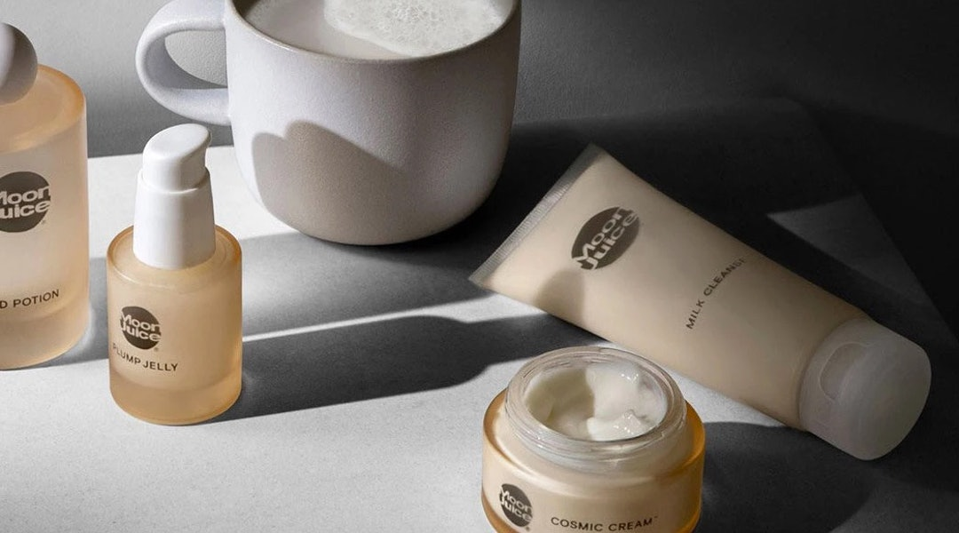 Moon Juice's new Cosmic Cream is just one of two new essential skin care products launched by the nature-driven brand.
