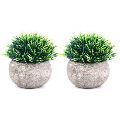 The Bloom Times Fake Plants (2-Pack)