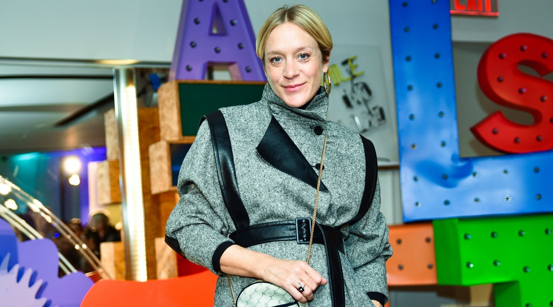 Chloë Sevigny is pregnant with first child